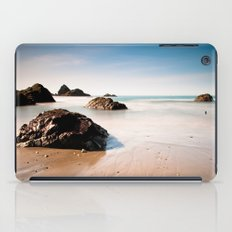 beach. iPad Case