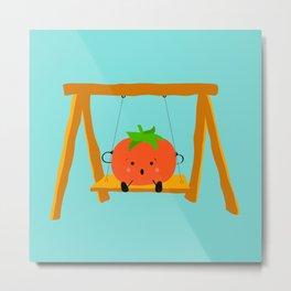 tomatoo Metal Print