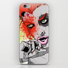 They'll Drop You from Anywhere iPhone & iPod Skin