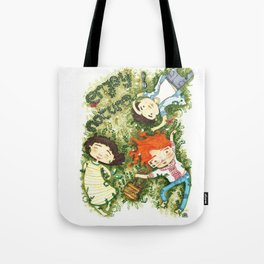 Enjoy nature Tote Bag