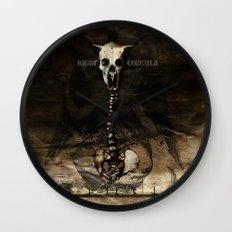 Rigor Coagula Wall Clock