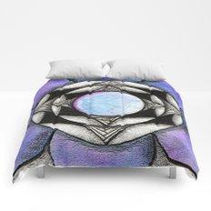 Doodled Gem Bloom Comforters
