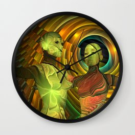 disguise -1- Wall Clock