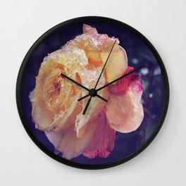 Glaze Wall Clock