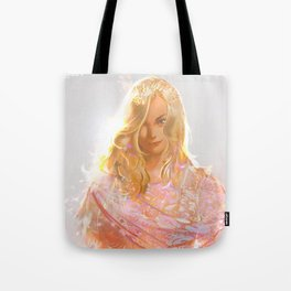 """Aphrodite (""""Charm of of the Ancient Enchantress"""" Series) Tote Bag"""