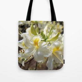 Rhododendron In Spring Tote Bag