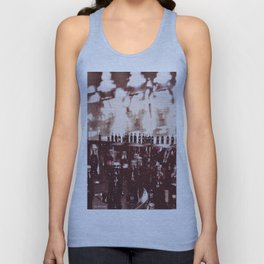 Crowd Unisex Tank Top