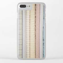 Bolt-Doc Clear iPhone Case