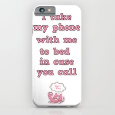 call me! iPhone 6s Slim Case