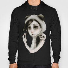 The inability to perceive with eyes notebook I Hoody