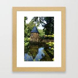 Castle Welbergen Framed Art Print
