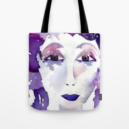 The Goddess Aphrodite Tote Bag