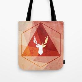 Deer poly Tote Bag