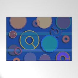 Abstract #21 Welcome Mat
