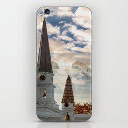 Church and the Beach iPhone Skin