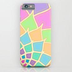 Pastel Lotus Slim Case iPhone 6s