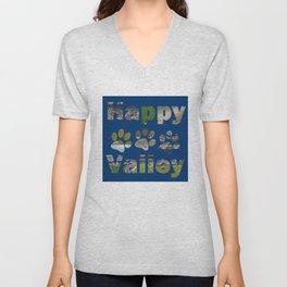 Happy Valley Nights Unisex V-Neck