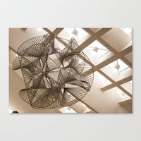 math Canvas Prints featuring Math by Bouké