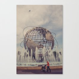 travellers... Canvas Print
