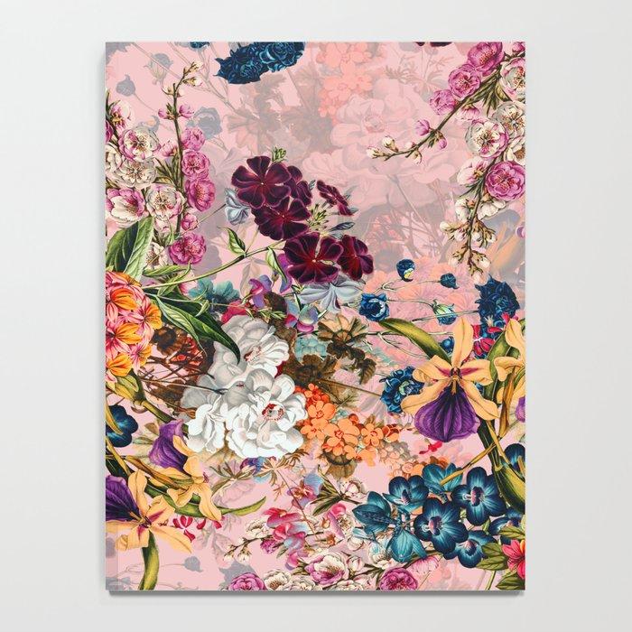 Summer Botanical Garden VIII - II Notebook