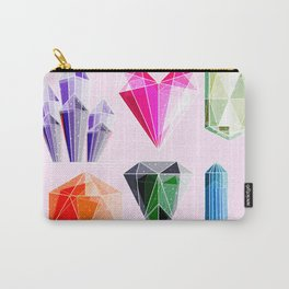 Crystal and Gemstones Vol 2 Carry-All Pouch