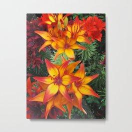 Flower Power 2 Metal Print