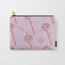 Don't be a prick | Valentines Carry-All Pouch