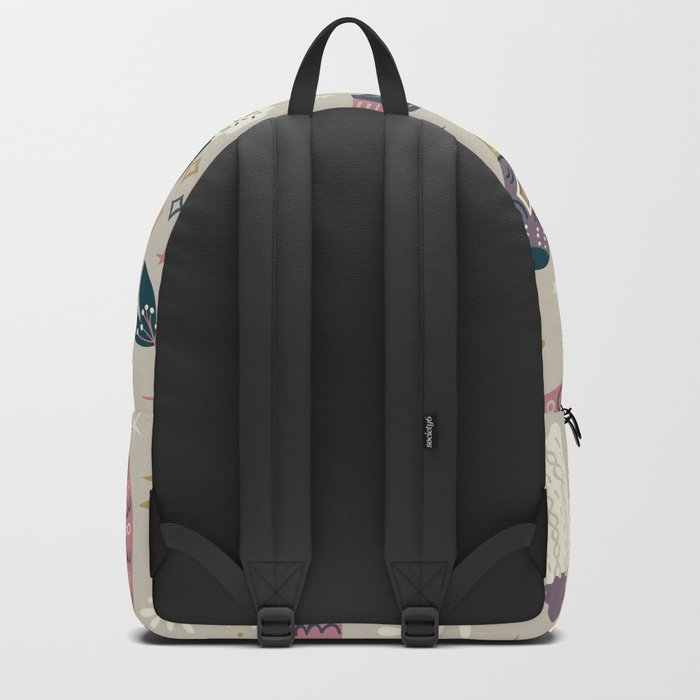 Winter Woolies Backpack