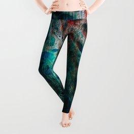 BUBBLE TRIBE Leggings