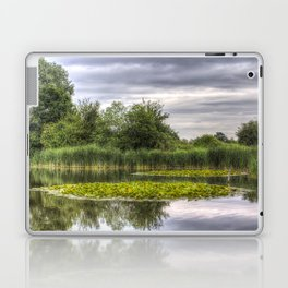 The Lily Pond Laptop & iPad Skin