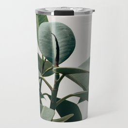 Rubber Plant Travel Mug