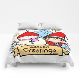 Season greetings from Kendylife Comforters