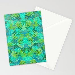 Spring Leaves #1 Stationery Cards