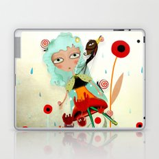Water has a perfect memory Laptop & iPad Skin