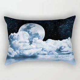 Ocean Dream Space Rectangular Pillow