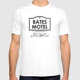 PSYCHO - Bates Motel welcomes you T-shirt