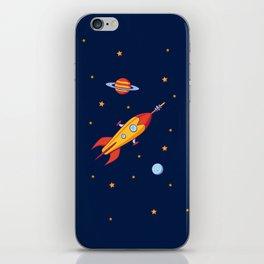 Spaceship! iPhone Skin