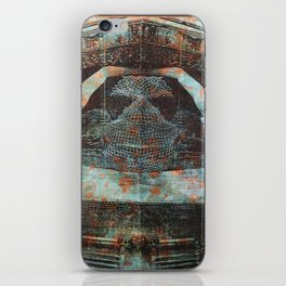 Reflective Solace iPhone Skin