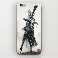 Apparition of War iPhone & iPod Skin