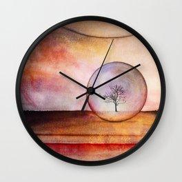 LoneTree 04 Wall Clock