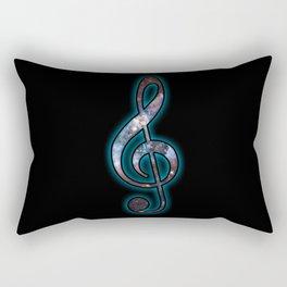 Cosmic Music Rectangular Pillow