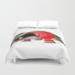 Cosy Badger Duvet Cover