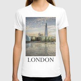 London waterfront T-shirt