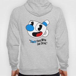 Deal With the Devil - Cuphead Hoody