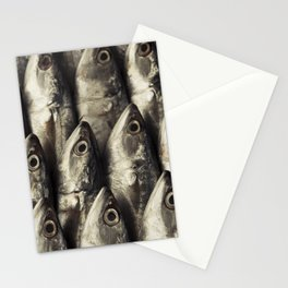 Fresh Fish Stationery Cards