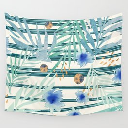 SUMMERTIME STRIPES Wall Tapestry