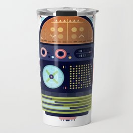 Device from another world #2 Travel Mug