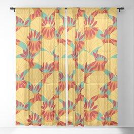 Ginkgo Sheer Curtain
