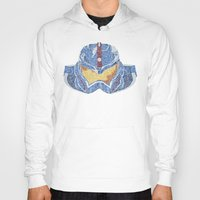 pacific rim Hoodies featuring Pacific Rim by Charleighkat