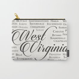 West Virginia Carry-All Pouch